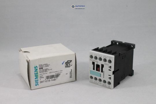 CONTACTORES SIEMENS 3RT1015-1AB02