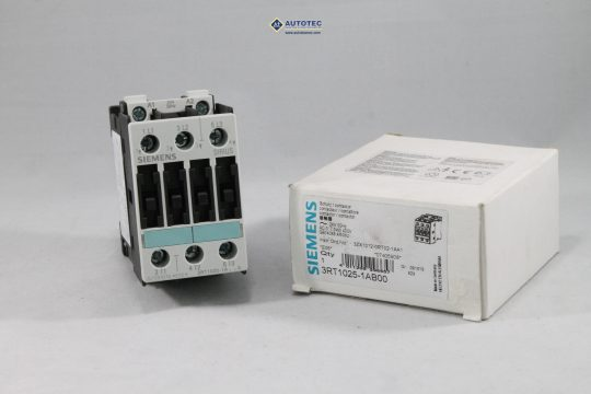 CONTACTORES SIEMENS 3RT1025-1AB00